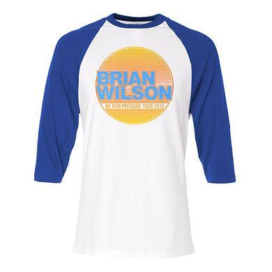 Brian Wilson Ocean Blue Basball Shirt
