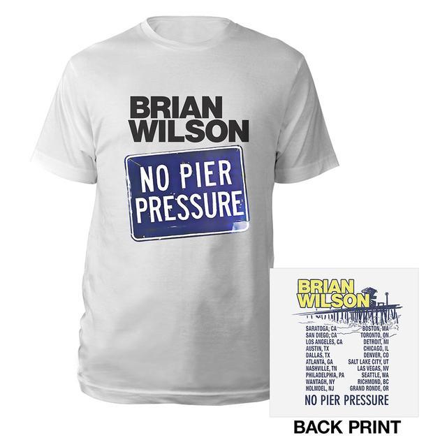 Brian Wilson No Pier Pressure Shirt