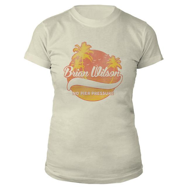Brian Wilson Ladies Palm Shirt