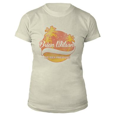Brian Wilson Ladies Palm Shirt
