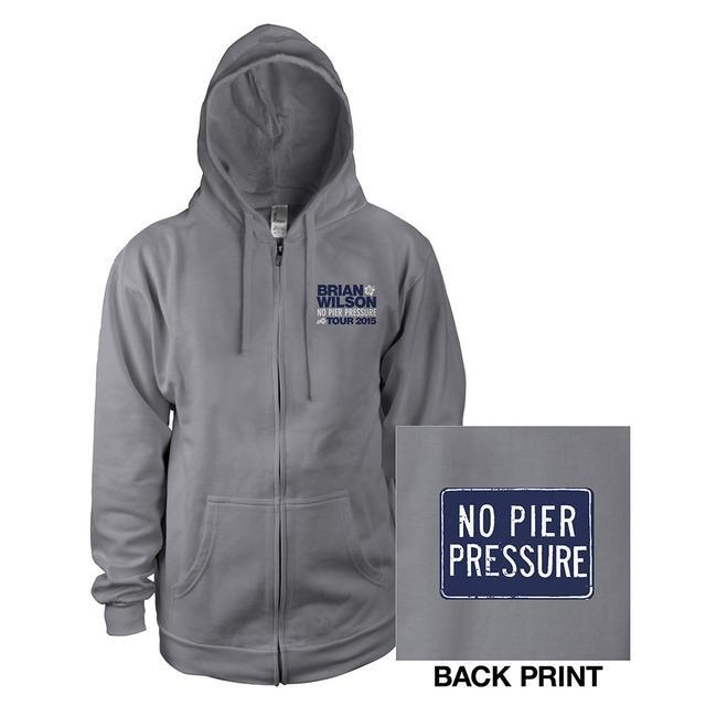 Brian Wilson No Pressure Hoodie