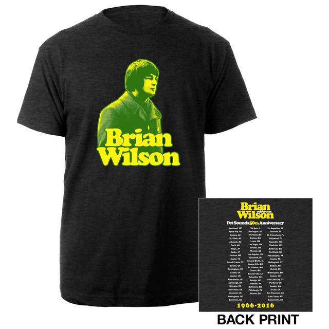 Brian Wilson Pet Sounds Portrait Tour Tee
