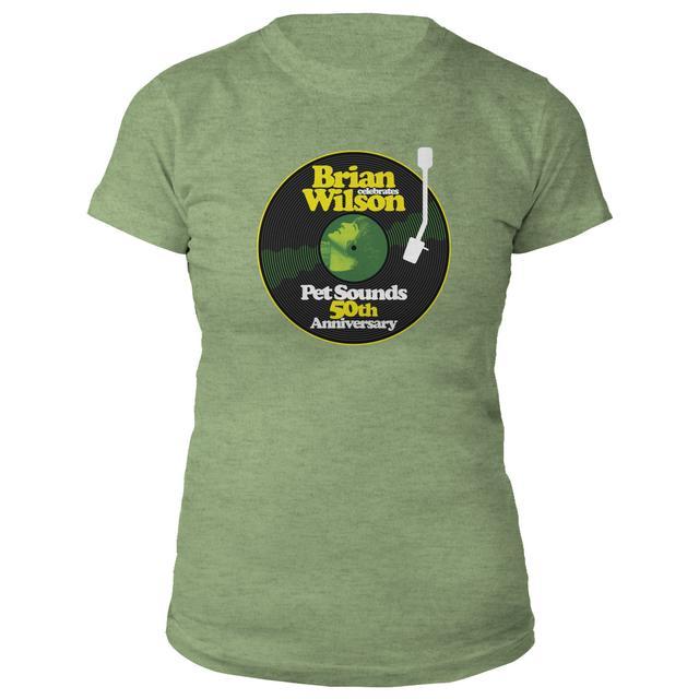 Brian Wilson Pet Sounds 50th Anniversary Ladies Tee
