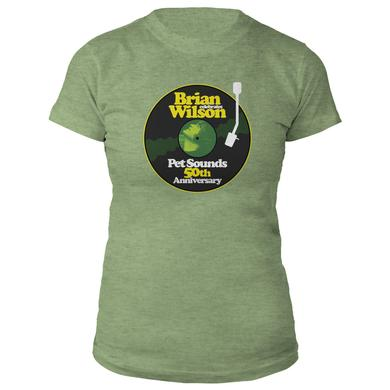 Brian Wilson Pet Sounds 50th Anniversary Ladies Tee