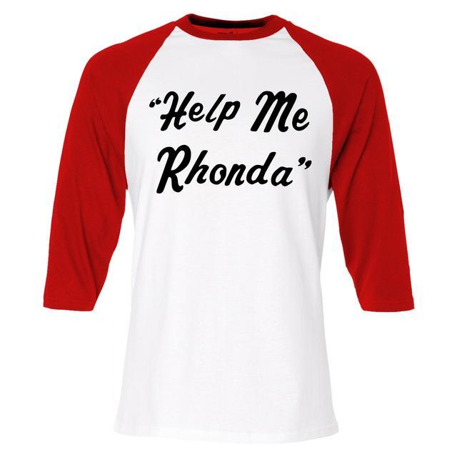 Brian Wilson Help Me Rhonda Raglan