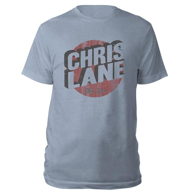 Chris Lane Tour Tee