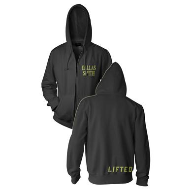 Dallas Smith Lifted Zip Hoodie