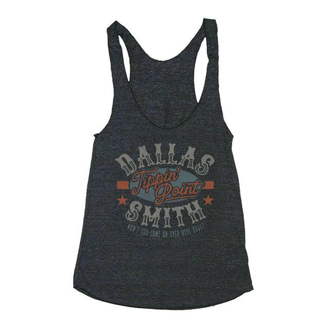 Dallas Smith Tippin' Point Ladies Racerback Tank