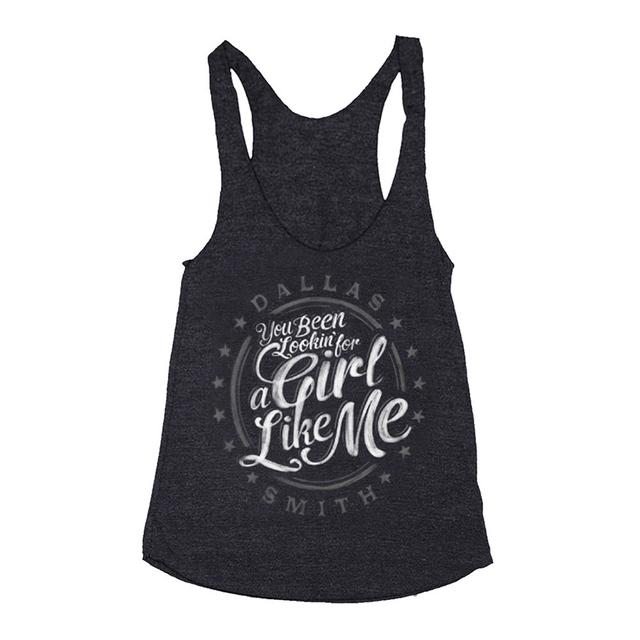 Dallas Smith Girl Like Me Racerback Tank