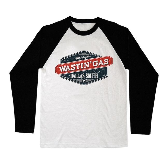 Dallas Smith Wastin' Gas Raglan