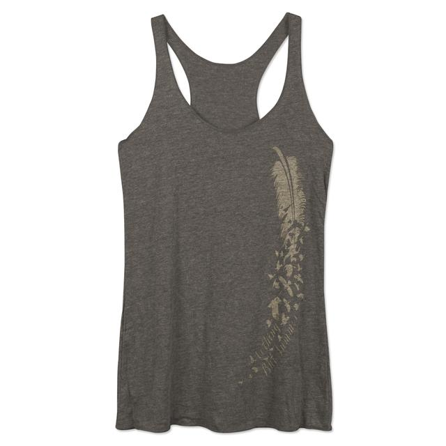 Dallas Smith Feather Tank Top