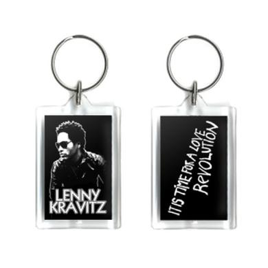 Lenny Kravitz Love Revolution Key Chain