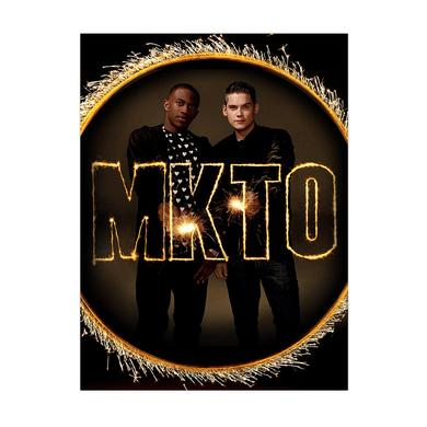 MKTO Thank You Tour Poster