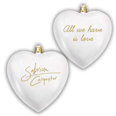 Sabrina Carpenter Ornament