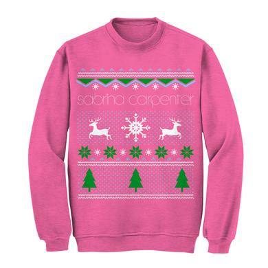 Sabrina Carpenter Sabrina Holiday Sweatshirt