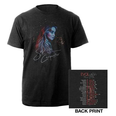 Sabrina Carpenter Sabrina US Tour Tee