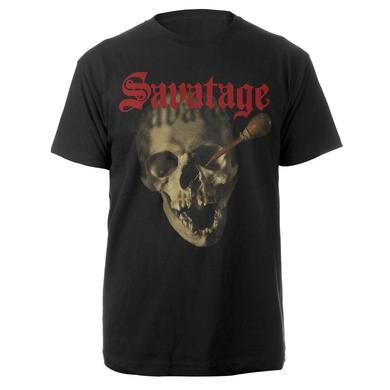 Savatage Skull Shirt