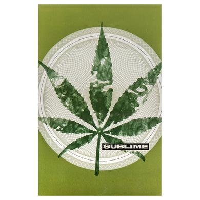 Sublime Pot Leaf Tapestry