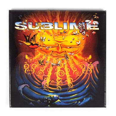 Sublime Blazing Sun Magnet