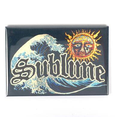 Sublime Ocean magnet