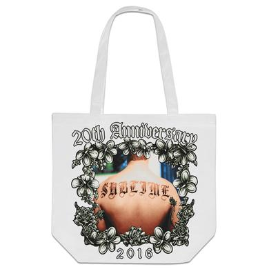 Sublime 20th Anniversary Self Titled Tote Bag