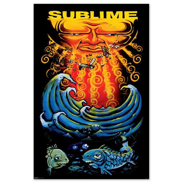 Sublime Badfish Poster