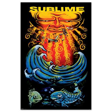 Sublime Badfish Poster
