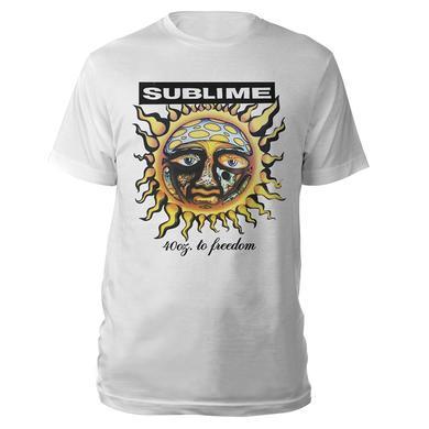 Sublime 40 oz to Freedom Tee