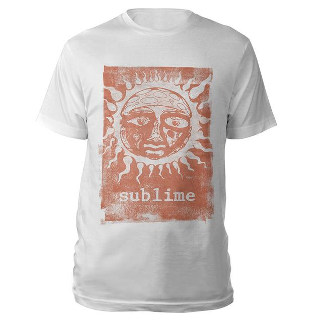 Sublime Orange Sun Glow Tee