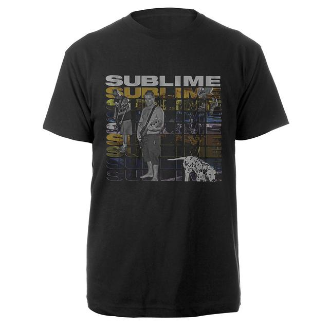 Sublime Band photo tee