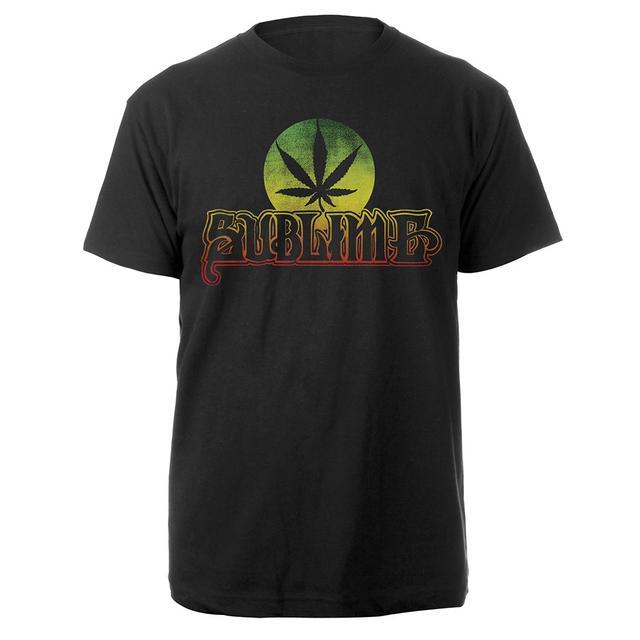 Sublime Pot Leaf Logo