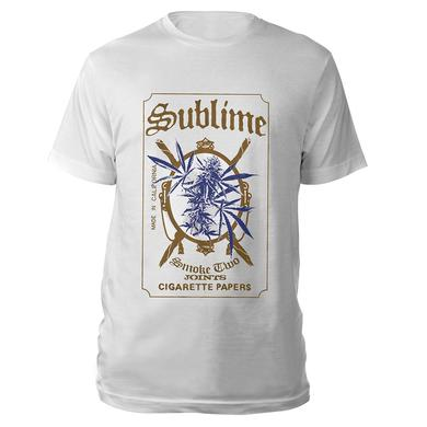 Sublime Cigarette Papers Tee