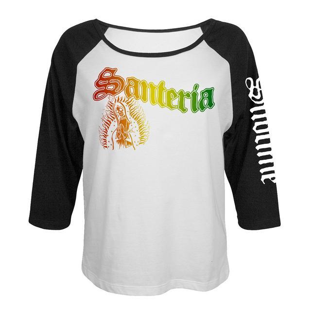 Sublime Limited Edition Santeria Ladies Raglan