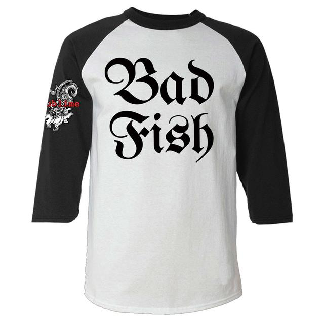 Sublime Limited Edition Bad Fish  Raglan