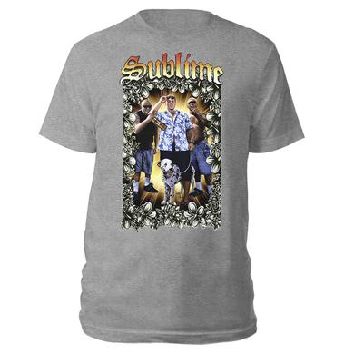 Sublime Tropical Portrait Tee