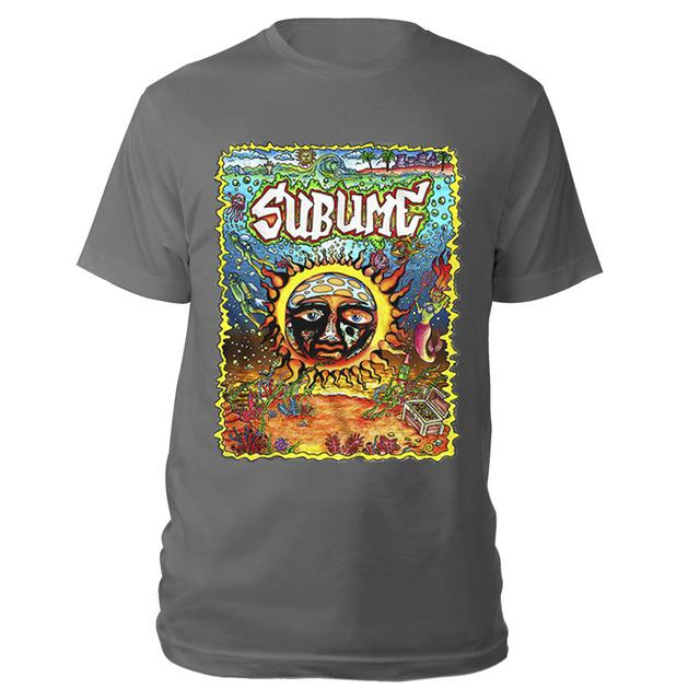 Sublime Psychadelic Under The Sun Tee