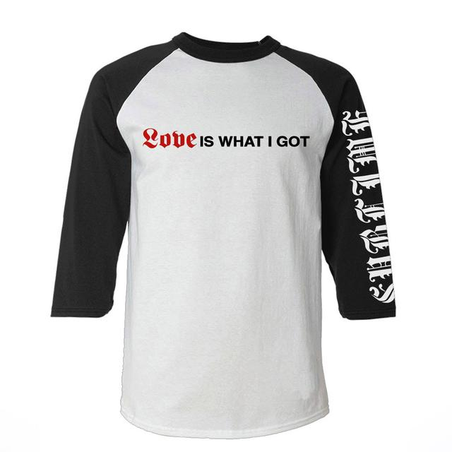 "Sublime Limited Edition ""What I got"" Mens Raglan"