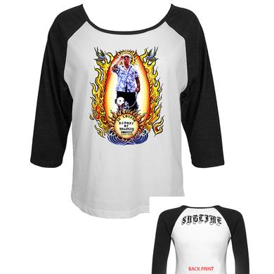 Sublime Tribute to Bradley Ladies Raglan