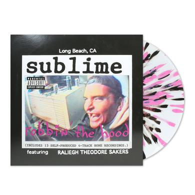 SUBLIME - ROBBIN' THE HOOD COLORED VINYL LP