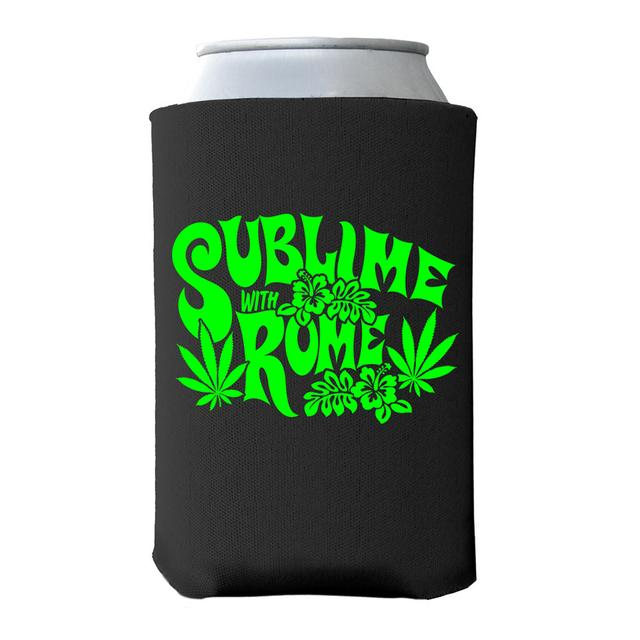 Sublime with Rome Beer Coozie