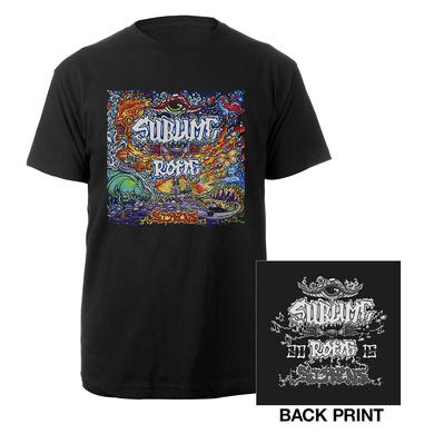Sublime With Rome Sirens Album Cover T-Shirt