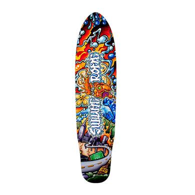 Sublime With Rome Hand Signed Skateboard Deck