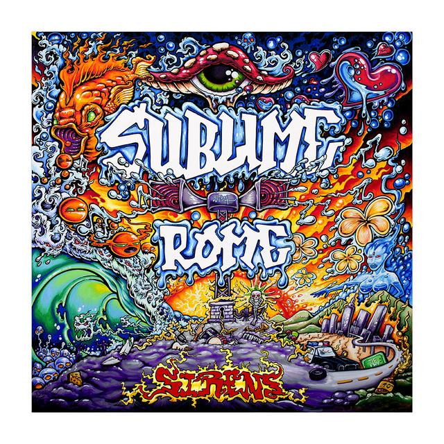 Sublime With Rome Sirens CD*