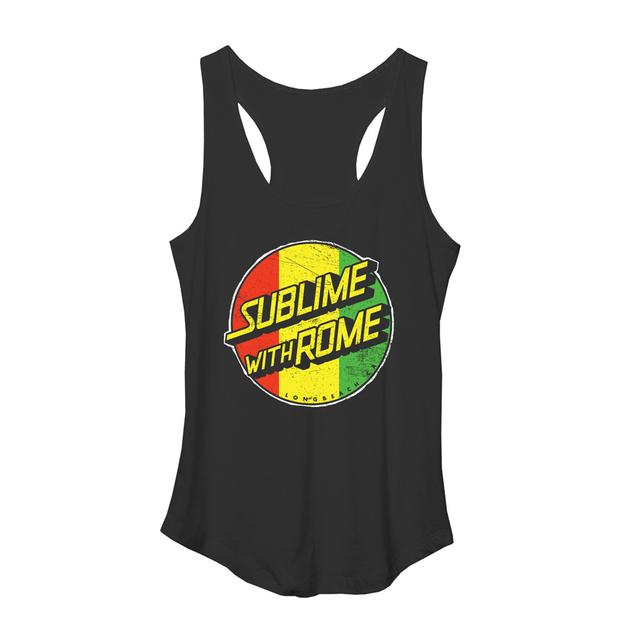 Sublime with Rome Rasta women's tank