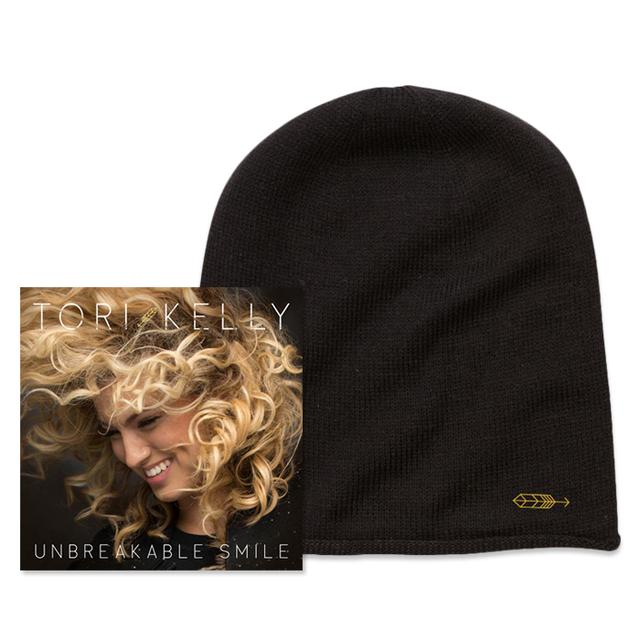 Tori Kelly CD or MP3 + Beanie Bundle