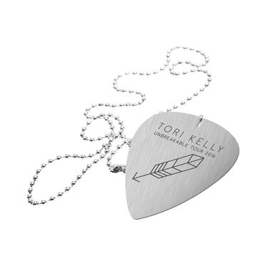 Tori Kelly Pick Necklace