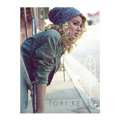 Tori Kelly 2016 Tour Poster