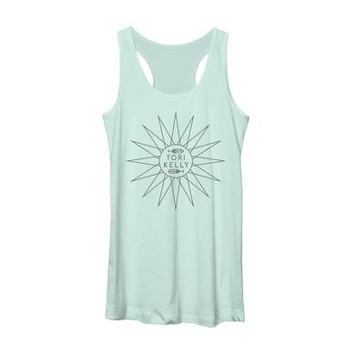 Tori Kelly Racerback Tank with Sunburst