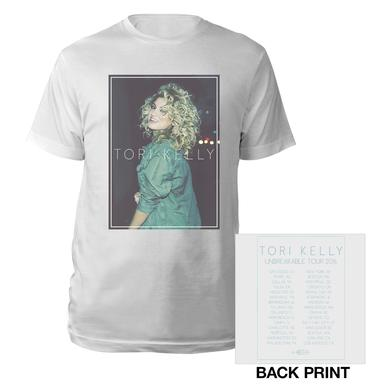 Tori Kelly Unbreakable Portrait Itin Tee