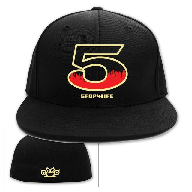 Five Finger Death Punch Five Fire Hat